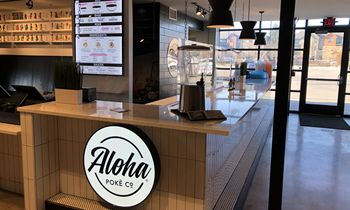 Aloha Poke Continues Expansion in Wisconsin