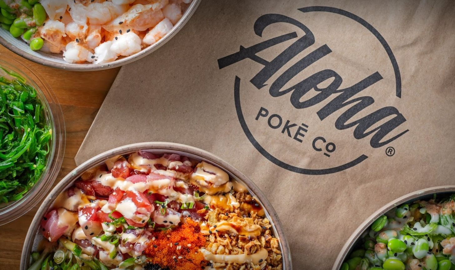 Aloha Poke Goes Big in Houston With Multi-Store Deal
