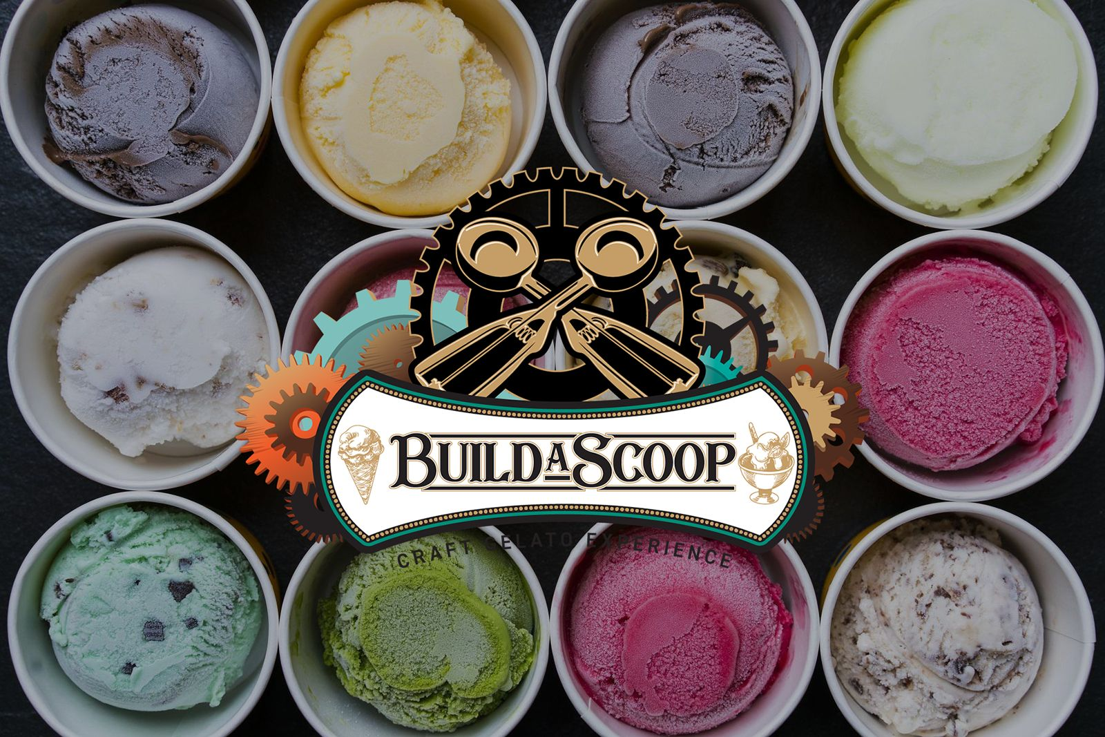 Build A Scoop Craft Gelato Experience Is Officially Ready to Serve Scoops and Community Fun in San Bernardino