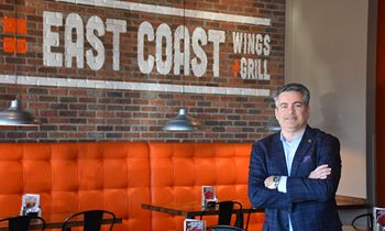 East Coast Wings + Grill Named to Franchise Business Review's Hall of Fame Class