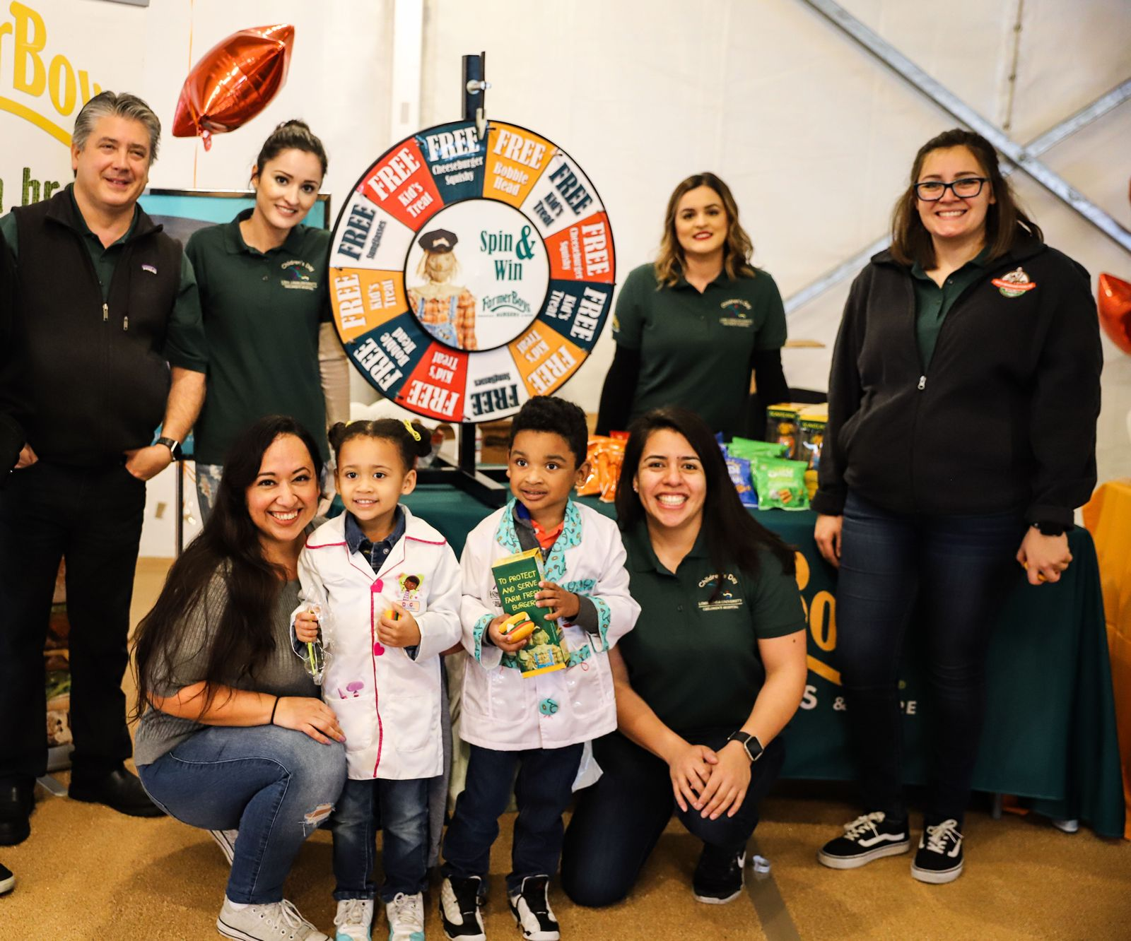 As part of the 20th annual fundraiser for Loma Linda University Children's Health (LLUCH), Farmer Boys has raised $100,000 that will be going towards helping children and caregivers who were directly impacted by the COVID-19 pandemic.
