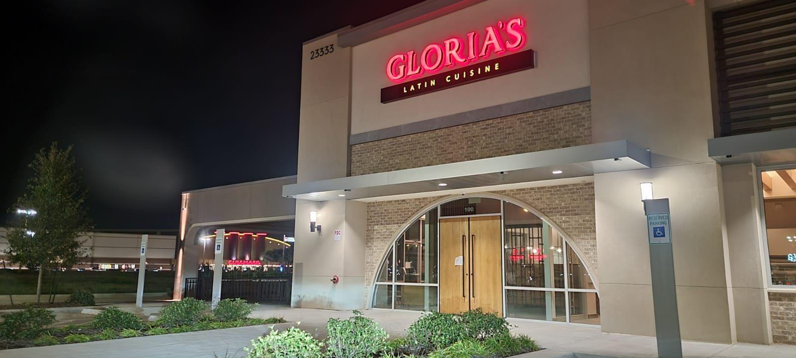 Gloria's Latin Cuisine Opens New Location in Katy, Texas