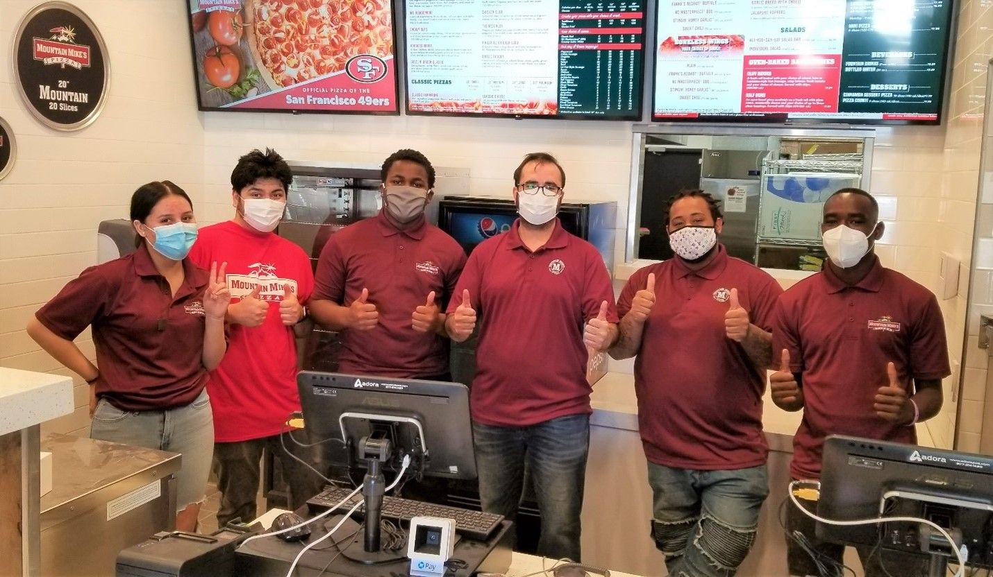 Mountain Mike's Pizza Opens Third Hayward Location
