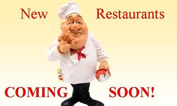 <p>New Restaurants Showing Signs of Opening In Numbers Similar to Pre-COVID! </p> thumbnail