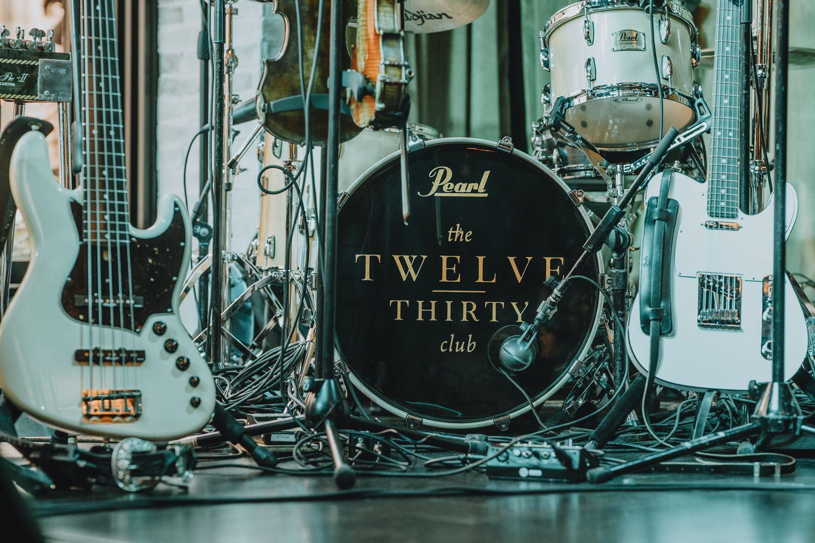 The Twelve Thirty Club Opens the First Level
