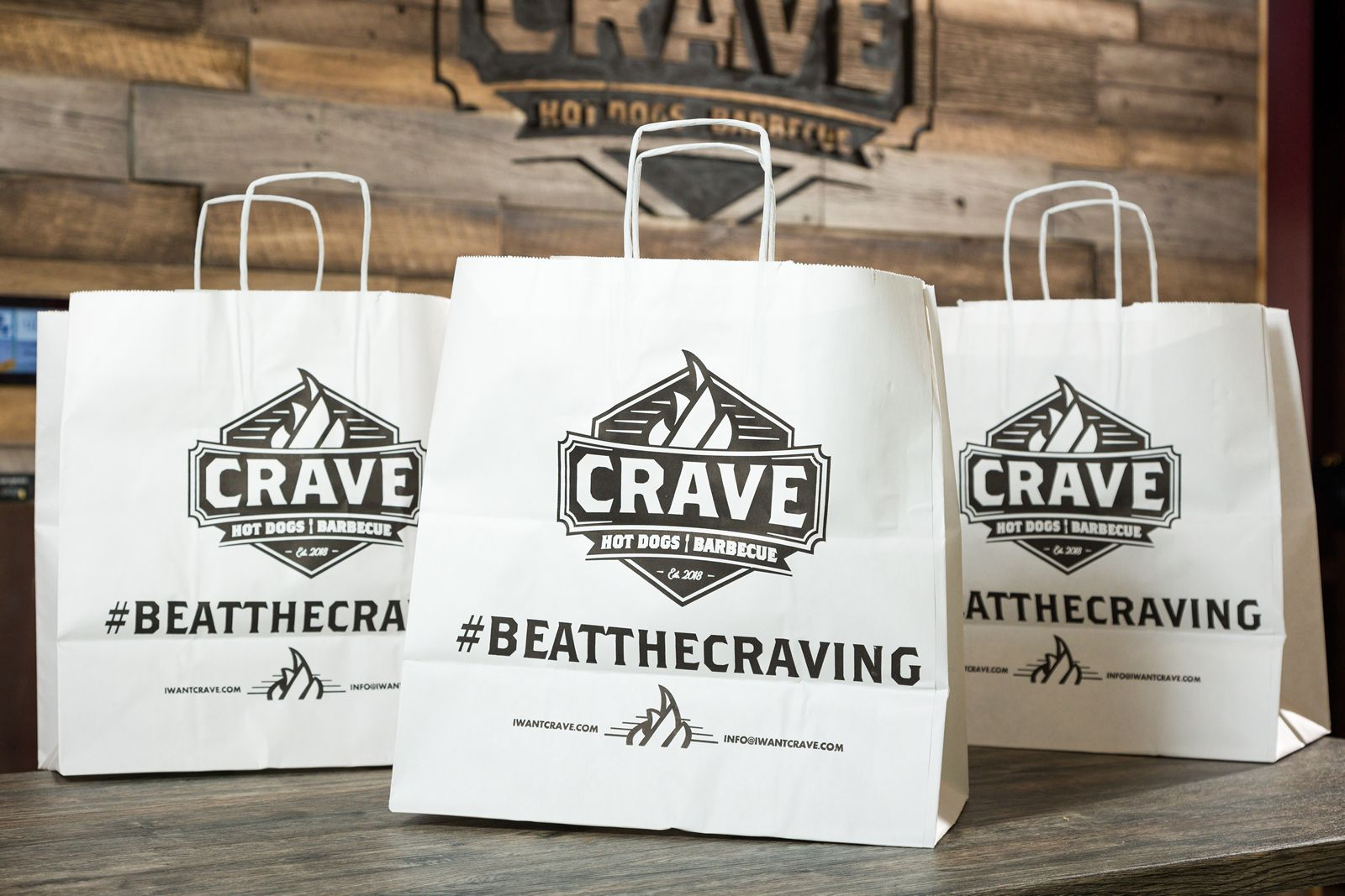 Crave Hot Dogs and BBQ Makes Grand Entrance in California Market With Stores and Trucks