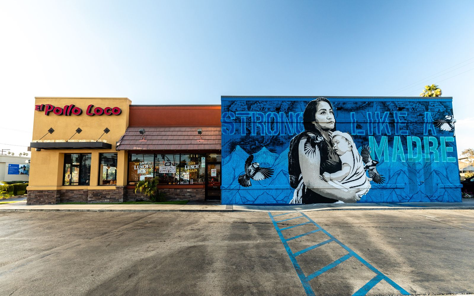 El Pollo Loco Launches Mother's Day 'Strong Like A Madre' Grant Initiative to Help Moms Pursue Their Dreams