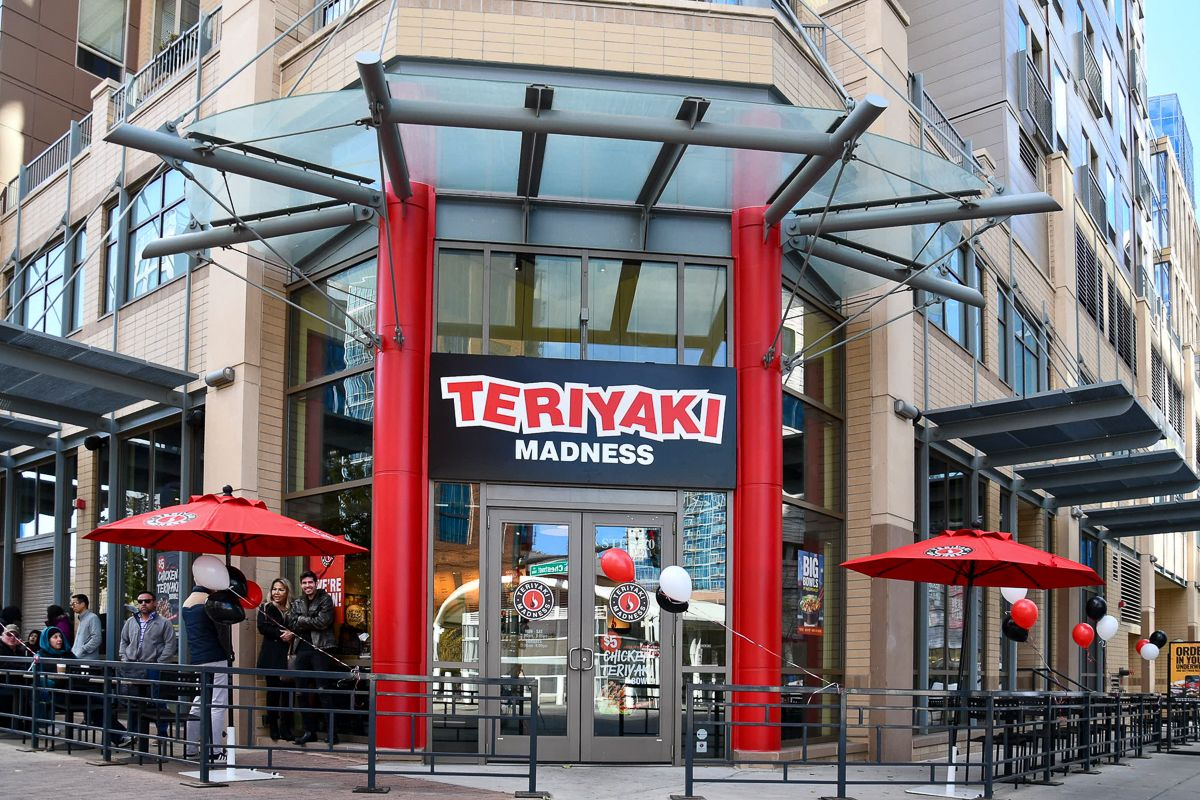 Putting the Fast in Fast Casual, Teriyaki Madness Named Fastest Growing Big Restaurant Chain in America