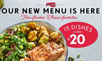 <p>Red Lobster Unveils New 15 Dishes Under $20 Menu thumbnail
