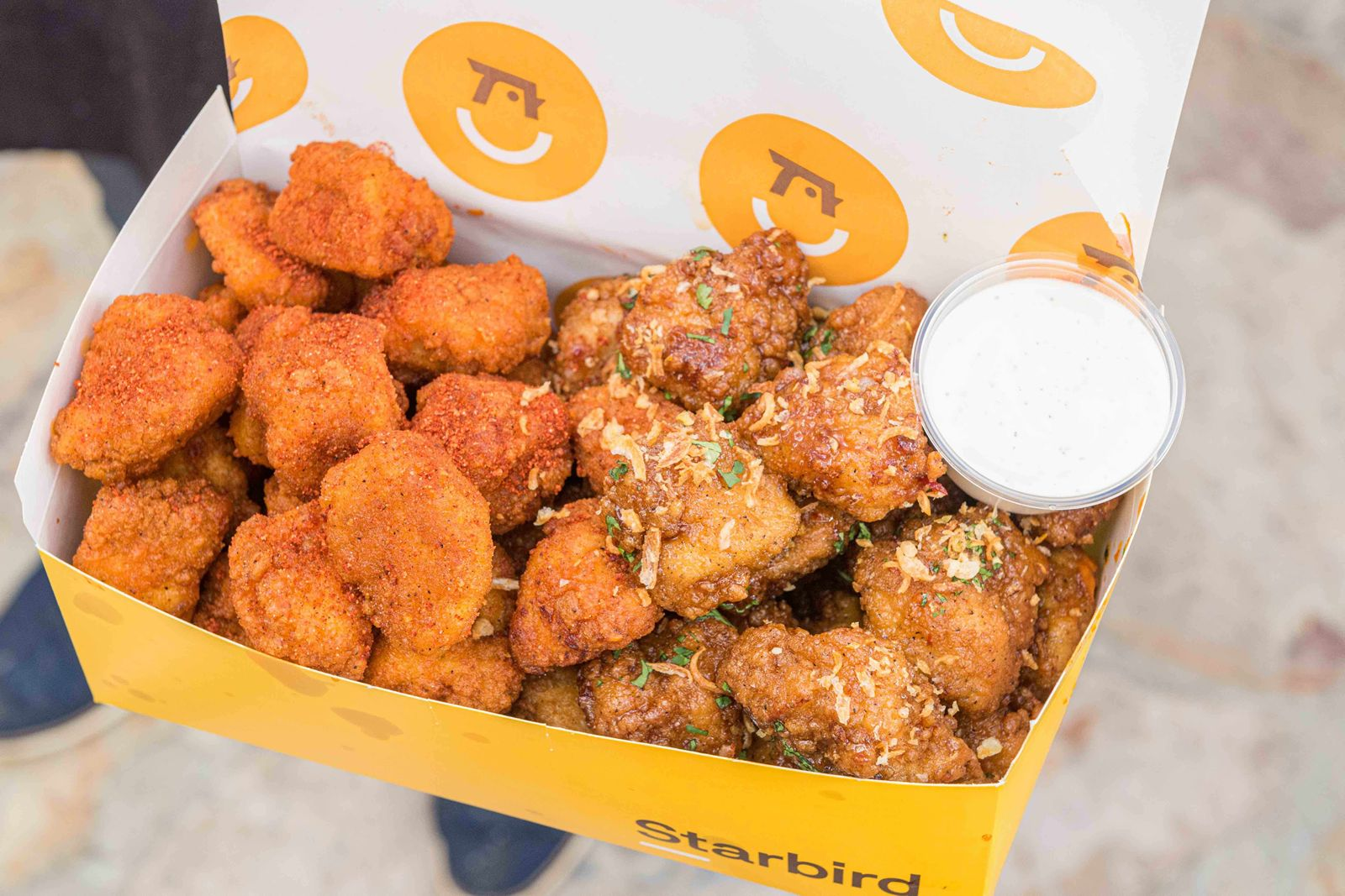 Starbird Chicken opens its ninth location in the San Francisco Bay Area