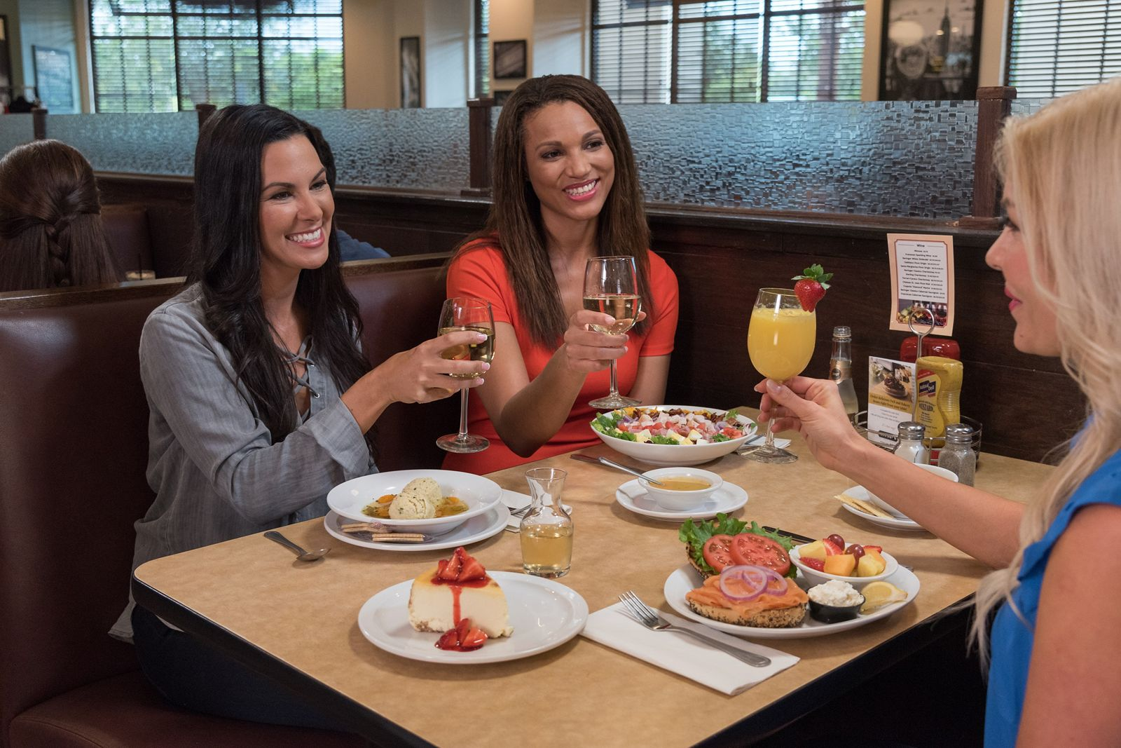Treat Mom to a Mimosa and Brunch at TooJay's Deli