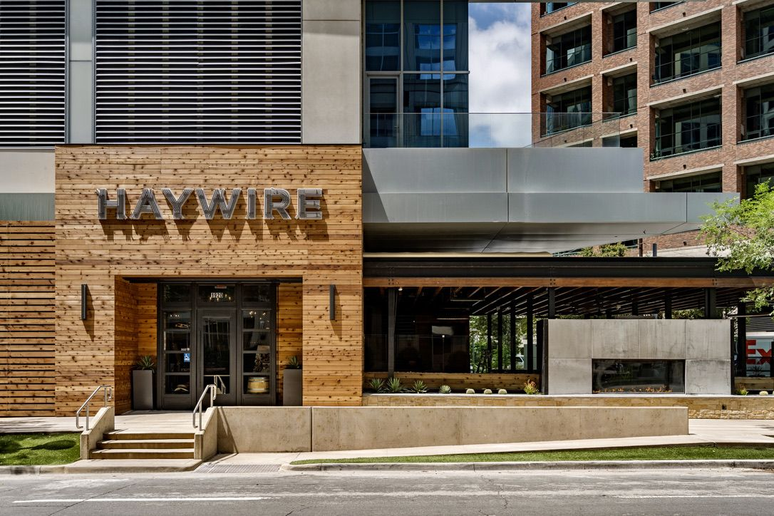 Haywire Brings True Taste of the Lone Star State to Uptown