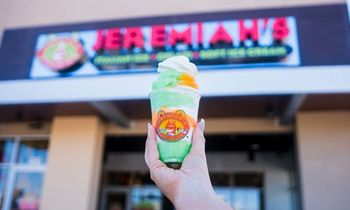 Jeremiah's Italian Ice Ranked a Top Food Franchise by Entrepreneur Magazine
