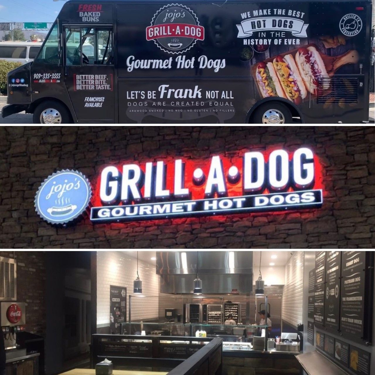 JoJo's Grill-A-Dog Announces New Franchise Location in California