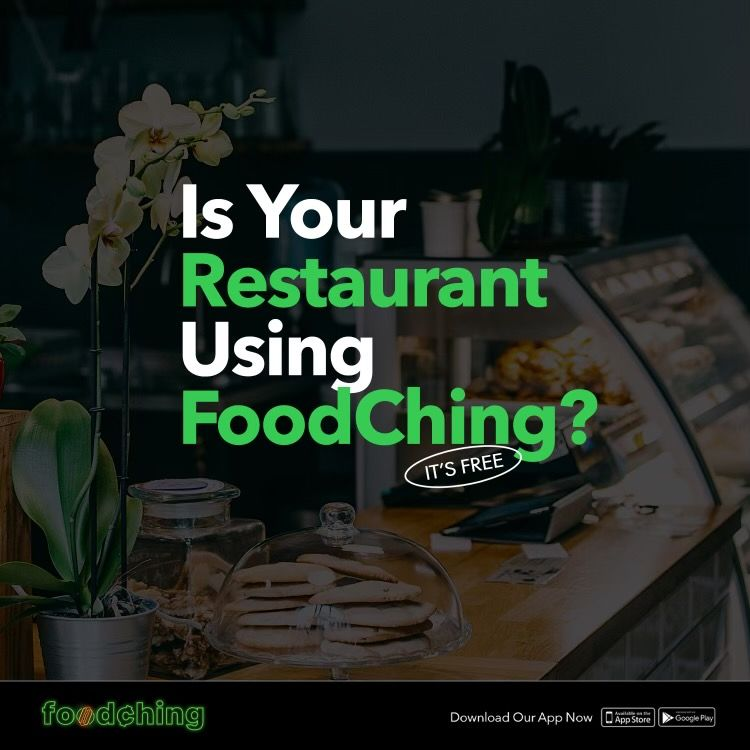 National Free Food Delivery Service FoodChing Signs 100 Restaurants in Louisville