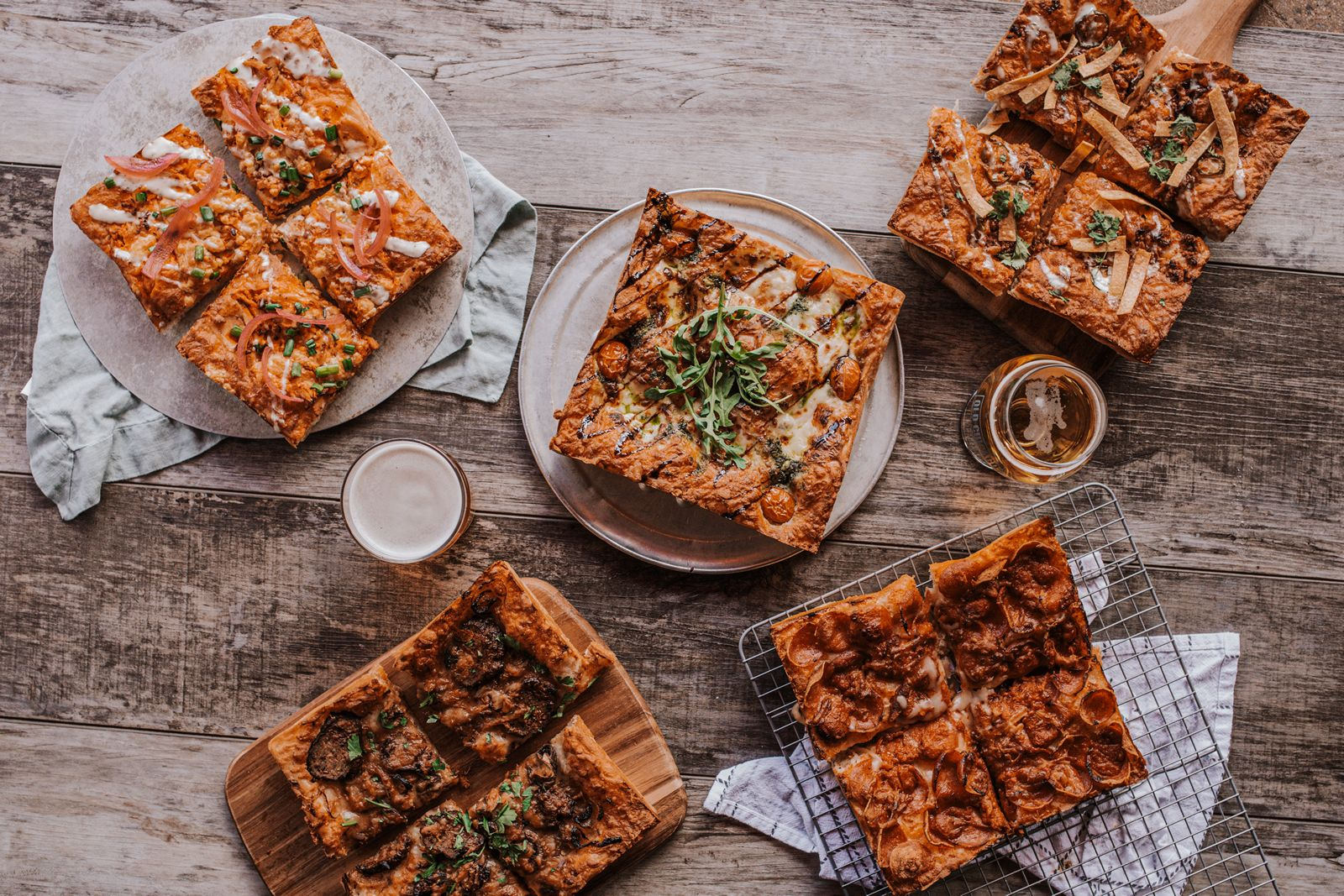 Old Chicago Pizza & Taproom Rolls Out New Detroit-Style Pizza