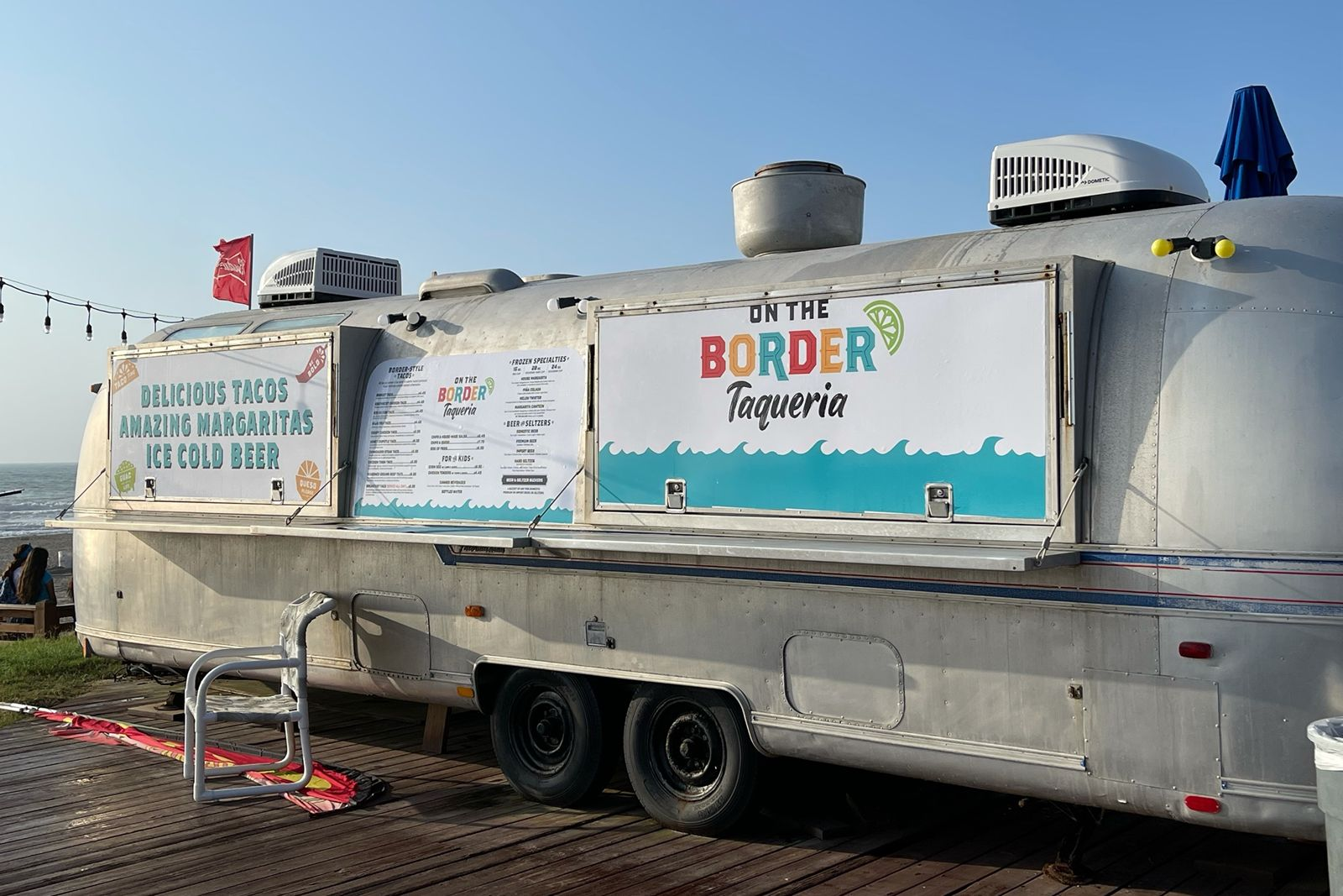 On The Border Celebrates Grand Opening of First South Padre Restaurant