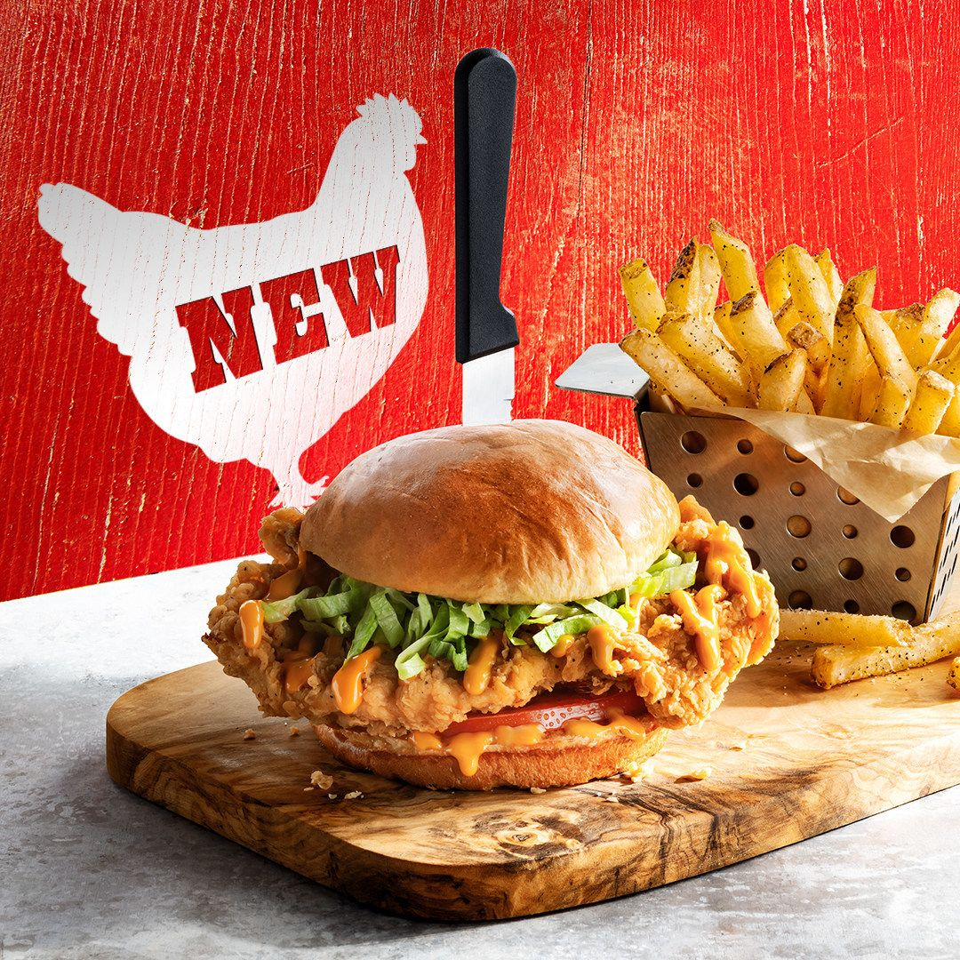 The Chili's Chicken Sandwich Is Here to Put All Other Chicken Sandwiches to Shame