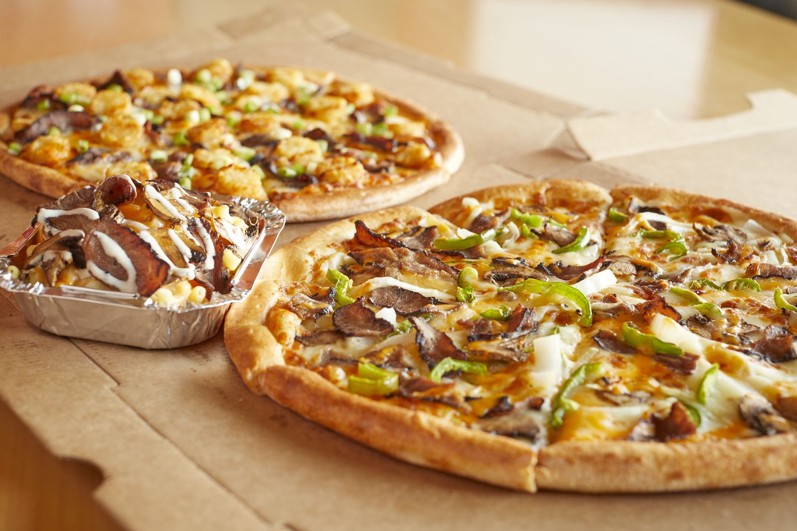 """Toppers Pizza Introduces New Loyalty Program: """"The Upper Crust Society"""""""