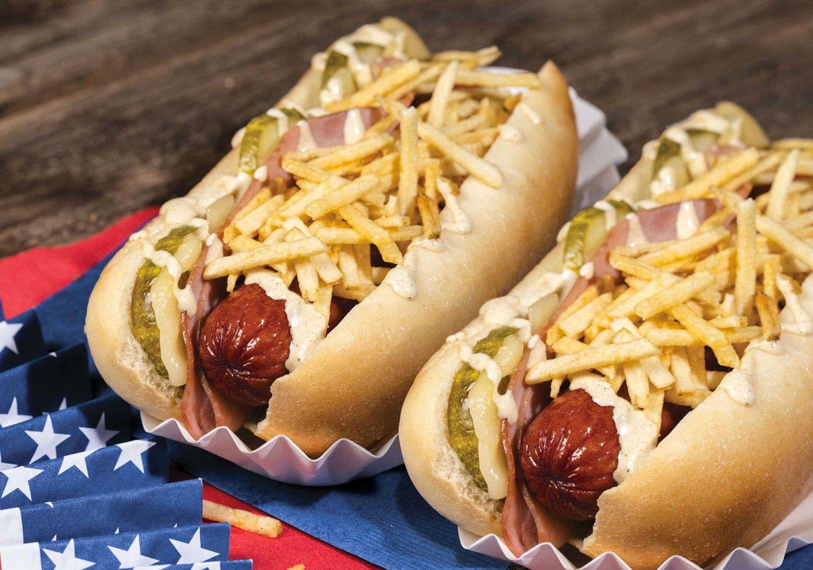 When An American Classic Meets A Cuban Staple, You Get Pollo Tropical's New Cuban Hot Dog
