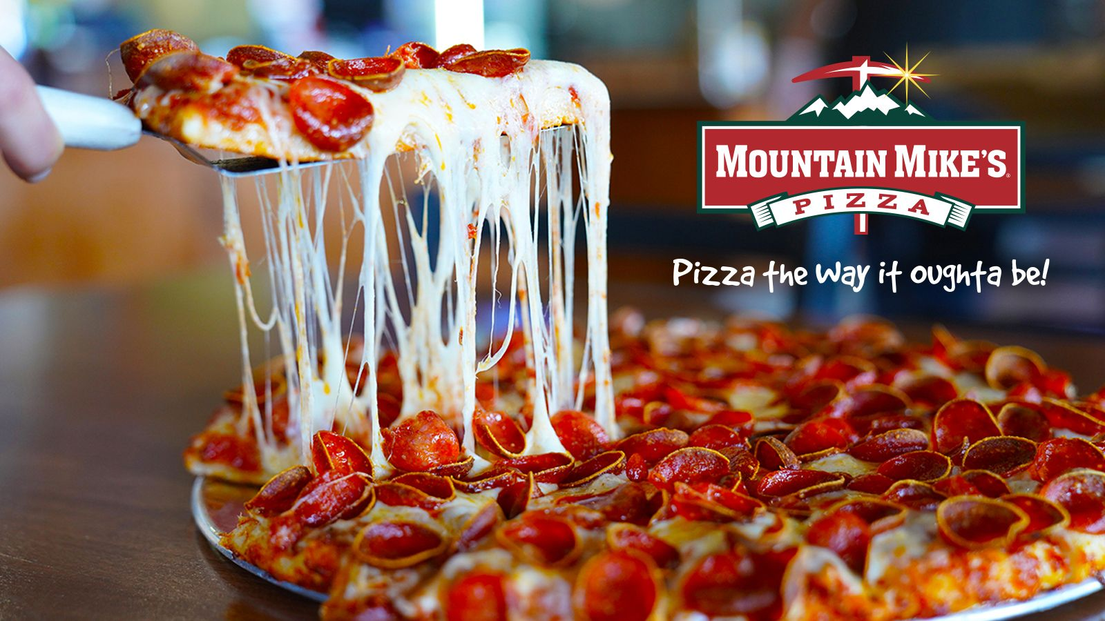 Mountain Mike's Pizza Opens Second Clovis, Calif. Location