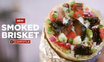 Chipotle Launches Smoked Brisket in the United States and Canada