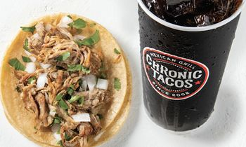 Chronic Tacos Celebrates National Taco Day with Free Tacos with Purchase of a Drink on Oct. 4