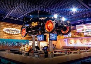 Ford's Garage Serving Up Burgers With A Side Of Automotive History