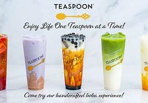 Teaspoon Experiences Explosive Success in Franchise Sales
