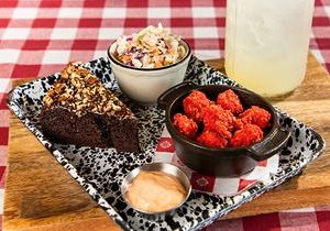 The Chicken Shack Menu is Back at Lucille's Smokehouse Bar-B-Que!