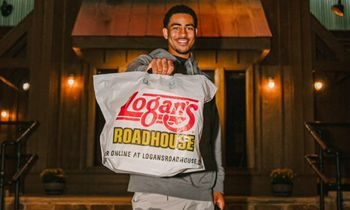 Logan's Roadhouse Teams Up with Crimson Tide Quarterback Bryce Young