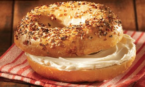 """Bruegger's Bagels Offers A Happier Take On The Dreaded """"1040"""" This Tax Season"""