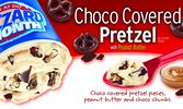 Dairy Queen Restaurants Satisfy Sweet and Salty Cravings with Choco Covered Pretzel as the April Blizzard of the Month