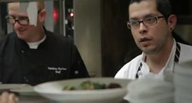 Miguel Valdez, Executive Chef – 2013 Faces of Diversity American Dream Award Winner