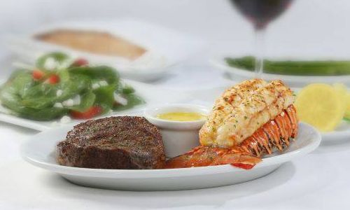 Celebrate Father's Day At Ruth's Chris Steak House