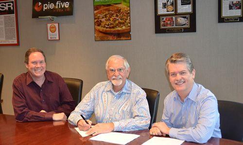 Florida Entrepreneur / Philanthropist Doubles Down on Pie Five Pizza Investment