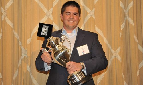 Domino's Pizza Names Corey McKanna U.S. Manager of the Year