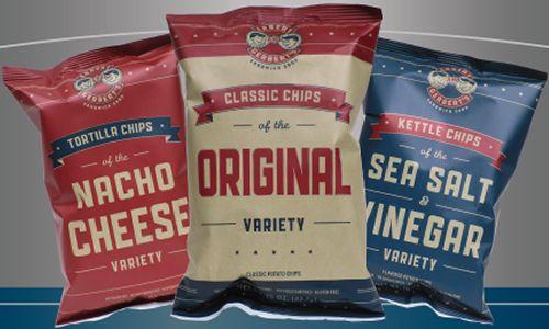 Erbert & Gerbert's Adds New Branded Chips to Menu