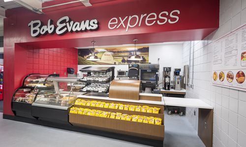 "New ""Bob Evans Express"" Concept Launched by Bob Evans Farms, AVI Foodsystems"