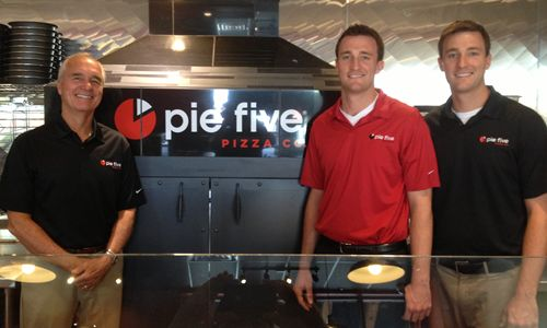 Pie Five Introduces Fast Casual Pizza to Kansas City