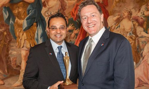 Pittsburgh Domino's Pizza Franchise Owner Reaps National Accolade