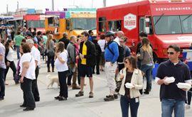 Restaurants reinvent the food truck