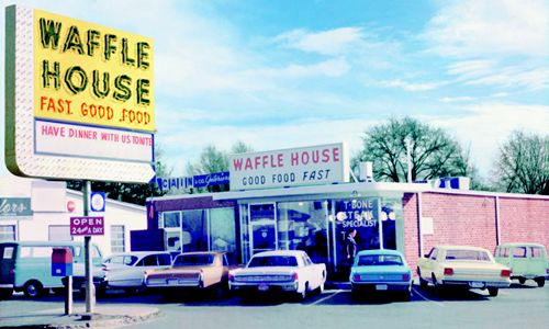 Waffle House Museum Celebrates 5th Anniversary During National Waffle Week