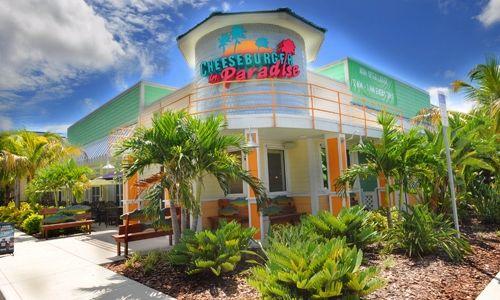 Cheeseburger In Paradise Debuts New Menu