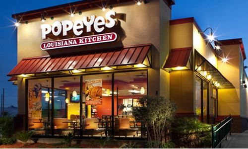 Popeyes Opens 9 Restaurants in Minneapolis / St. Paul in the Last Six Months; Plans for Four More by End of 2013