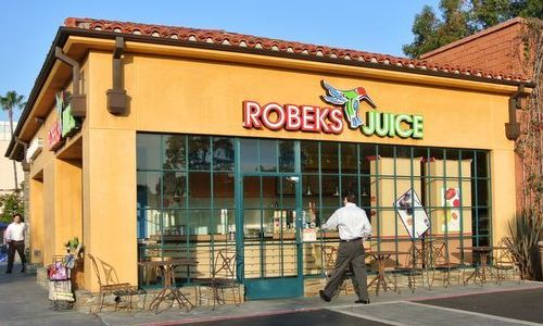Robeks Smoothie Franchise Posts 21 Months of Same Store Sales Increases