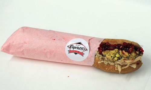 "Capriotti's Goes Pink with ""Save The Bobbies"""