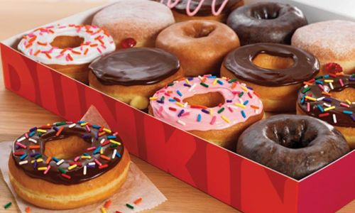 Dunkin' Donuts Announces Upcoming Entry into the Netherlands