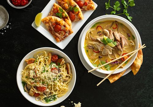 Noodles & Company Introduces New Limited Time Only Menu Offerings