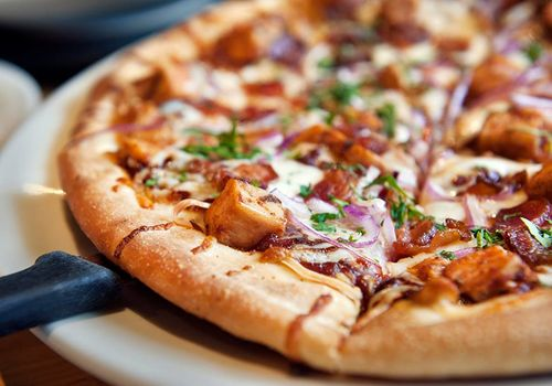 California Pizza Kitchen Salutes Service Members on Veterans Day